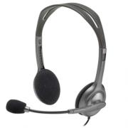Headset Stereo H111 Logitech