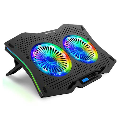 Base para Notebook 17,3'' Gamer NBC-400BK C3Tech
