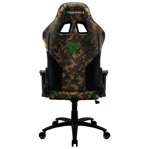 Cadeira Gamer ThunderX3 BC3 Verde Militar