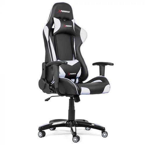 Cadeira Gamer XPerience PRO Preta/ Branca