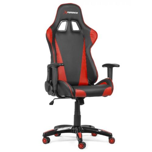 Cadeira Gamer XPerience PRO Vermelha/Preta