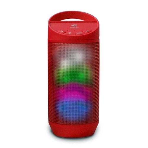 Caixa de Som Bluetooth Beat SP-B50RD C3Tech