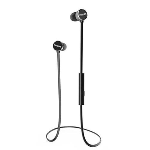Fone de Ouvido Sem Fio Bluetooth com Microfone TAUN102BK/00 Philips