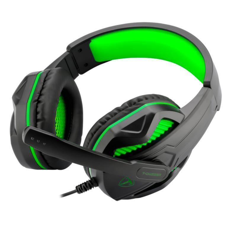 Headset Gamer Cook T-RGH100-1 T-Dagger