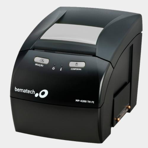 Impressora Fiscal Térmica MP4200 Th FI II Bematech