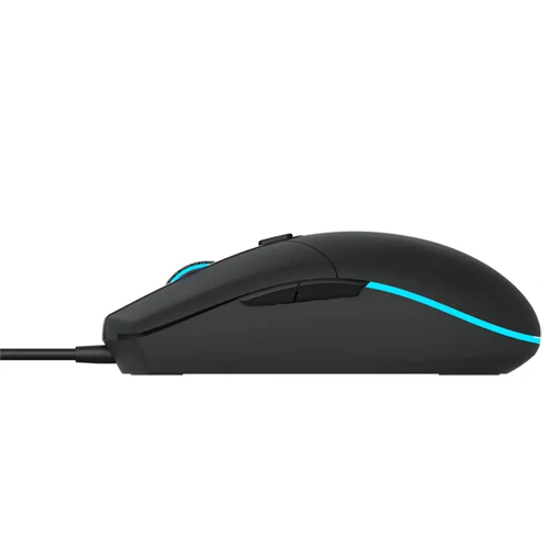 Kit Teclado + Mouse Gamer RGB Rainbow Ranger Fortrek