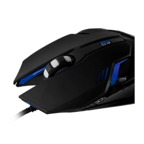 Mouse Gamer Arbor Mymax Led Azul