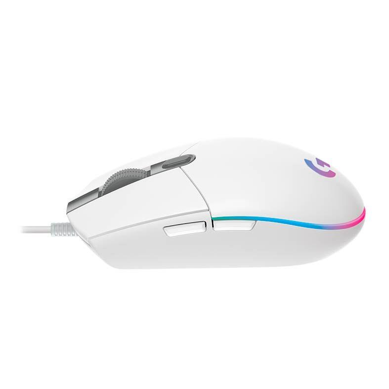 Mouse Gamer G203 LightSync Com Fio Logitech