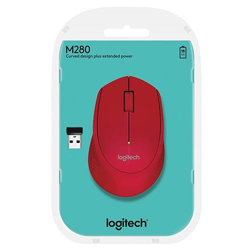 Mouse Logitech Sem Fio  Logitech M280