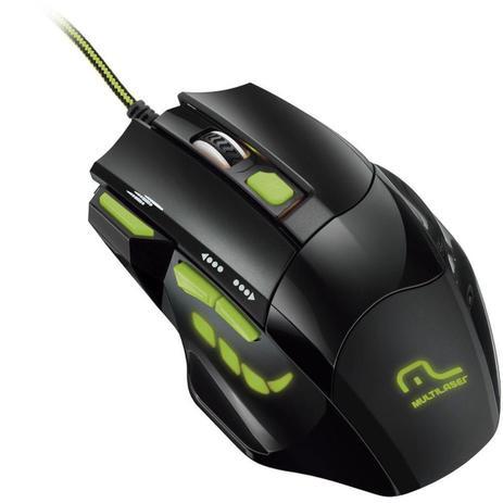 Mouse Óptico XGamer Fire Button MO208 Multilaser