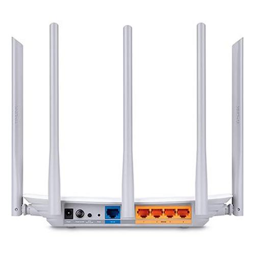 Roteador Wi-Fi Dual Band AC1350 Archer C60 TP-Link