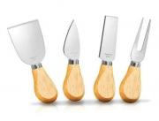Kit de facas para queijo