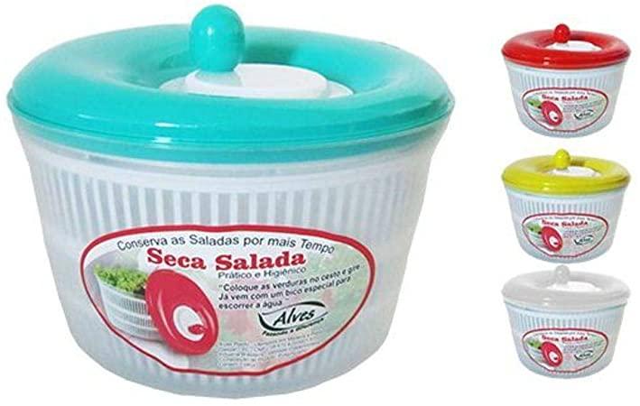 Centrífuga Seca Salada