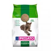 Areia Higiênica ProGato Clássica para Gatos  - Grãos Médios - 4kg