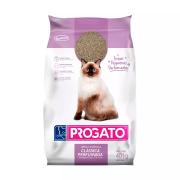 Areia Higiênica ProGato Clássica Perfumada para Gatos  - Grãos Finos - 4kg