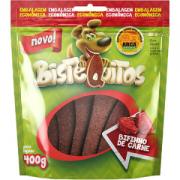 Bifinho Bistequitos para Cães Sabor Carne - 400 g