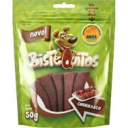 Bifinho Bistequitos para Cães Sabor Churrasco - 50 g