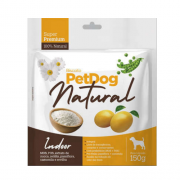 Biscoito Natural para Cães Super Premium PetDog Indoor - 150 g