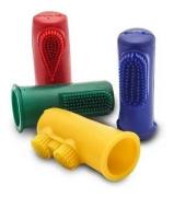 Escova Dental para Cães Dedeira - Cores Sortidas