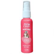 Perfume para Cães e Gatos Pet Clean Fêmea 120 ml