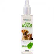 Spray Bucal para Cães e Gatos Pet Clean - 120 ml - Menta