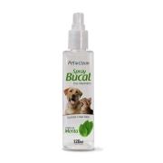 Spray Bucal para Cães e Gatos Pet Clean Menta - 120 ml