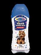 Talco Banho Seco para Cães Plast Pet Care - Machos - 100g