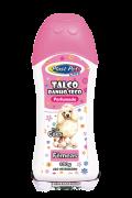 Talco Banho Seco para Cães Plast Pet Care - Fêmeas - 100 g