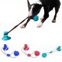 Brinquedo Puxador para Cães Cabo de Guerra com Ventosa