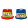 Comedouro Lento Funcional Antiformiga para Gatos