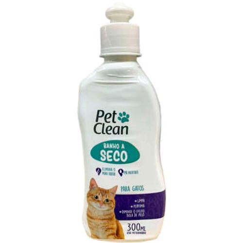 Banho a Seco para Gatos Pet Clean - 300 ml
