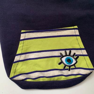 Blusa Moletinho Azul Marinho - M