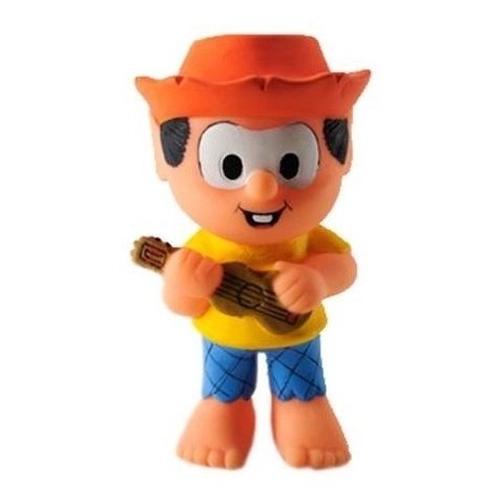 Brinquedo Mordedor Macio Turma da Mônica Latoy - Chico Bento