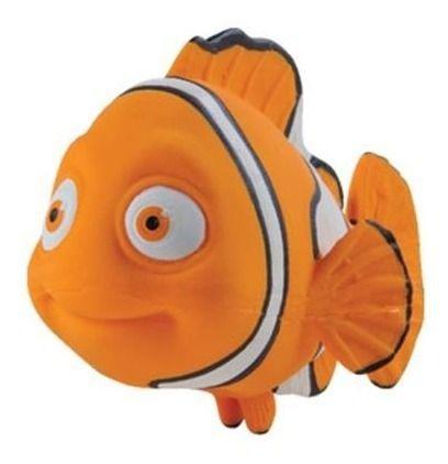 Kit 3 Brinquedos Mordedores Macio Procurando o Nemo - Squirt + Dory + Nemo
