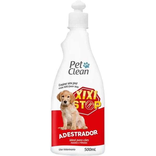 Kit Educador Sanitário para Cães Xixi Stop 500 ml + Xixi Sim 30 ml