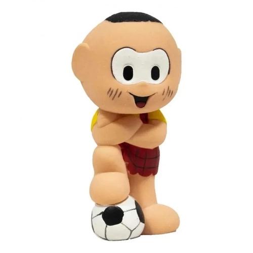 Kit Especial 6 Brinquedos Mordedores Macio Turma da Mônica Látex Completo