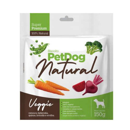 Kit Petiscos Biscoitos Naturais para Cachorro