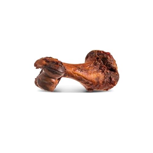 Osso Natural Defumado para Cães - Pirulito Bovino