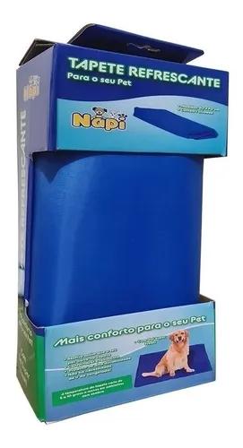 Tapete Gelado Refrescante para Cães de Pequeno Porte - 40 x 50 cm