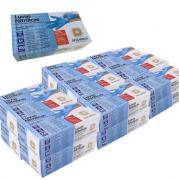 Kit Com 20 Caixas de Luva Nitrílica Azul - Descarpack  (2000 luvas)