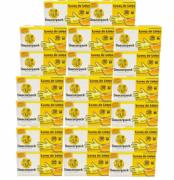 Kit Com 20 Caixas Luva Látex Branca - Descarpack - Tamanho M