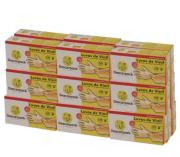 Luva de Vinil - Kit com 20 Unidades Descarpack - (2000 luvas) - Tamanho P
