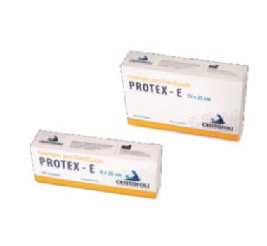 Envelopes Para Esterilização Protex-E Com 200 Unidades