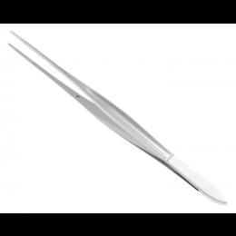Pinça Cushing Com Serrilha 18 cm Para Uso Geral