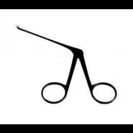 Tesoura Bellucci Micro 8 cm Curva Para Cima Auricular