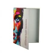 Caixa livro Modern Arts Museum