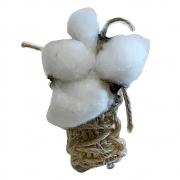 Porta guardanapo de algodão 'hygge'