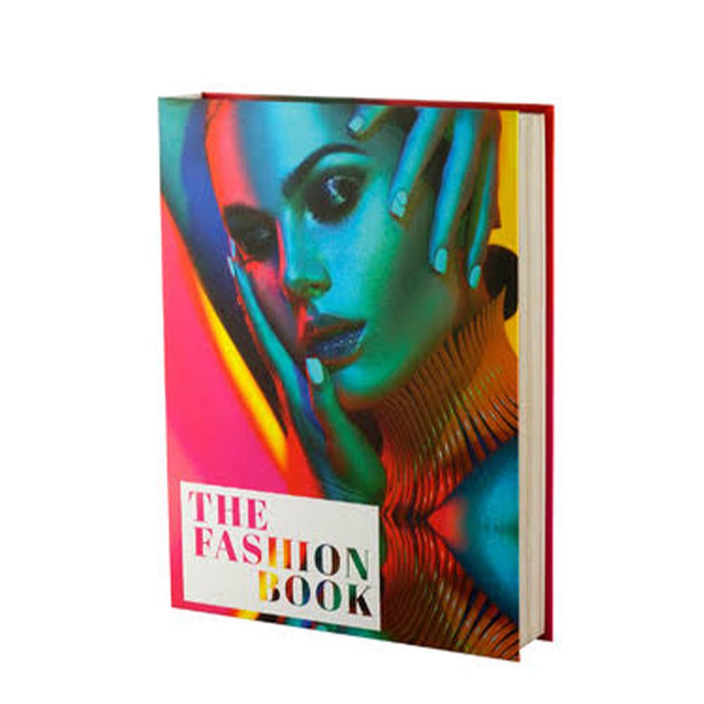 Caixa livro The Fashion Book