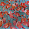 Estampado flamingo