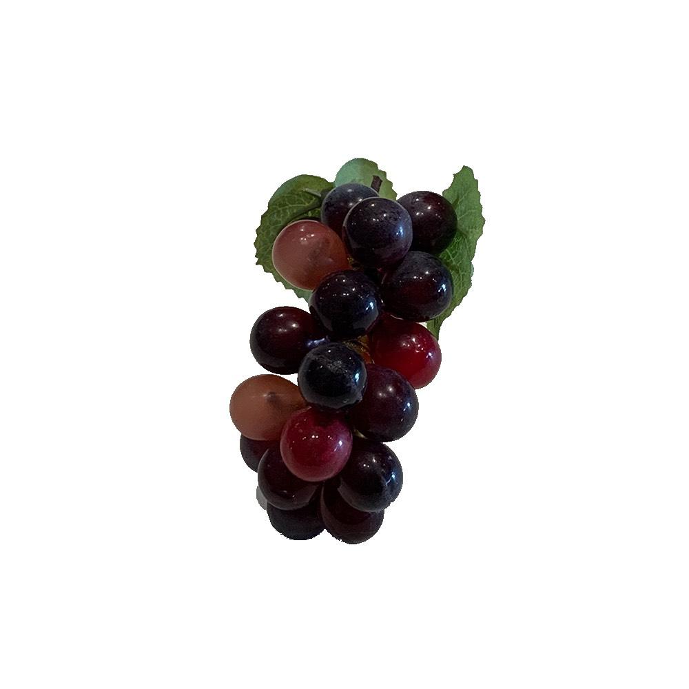 Porta guardanapo de uvas roxinhas